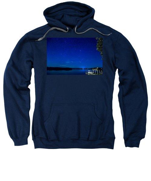 Perseid Meteor Sweatshirt