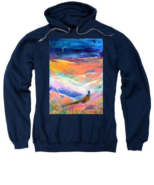Pheasant Moon Sweatshirt