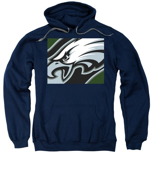 Philadelphia Eagles Football Sweatshirt