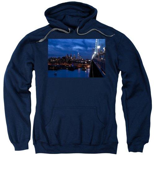 Philadelphia Twilight Sweatshirt