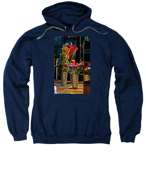 Phlower Vases Sweatshirt