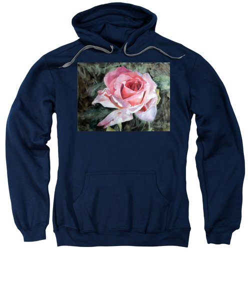 Pink Rose Greg Sweatshirt