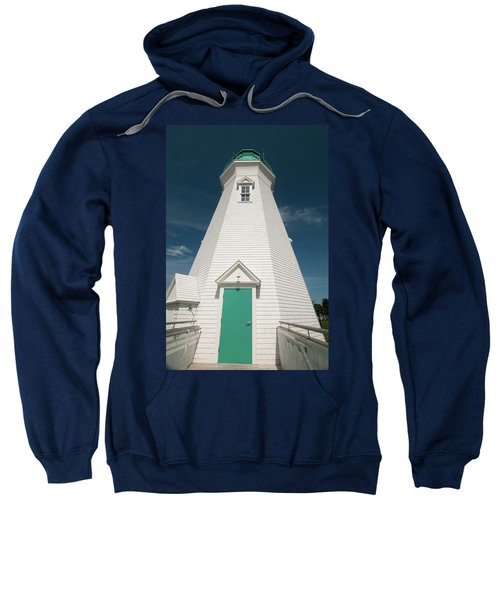 Port Dalhousie Lighthouse 9057 Sweatshirt