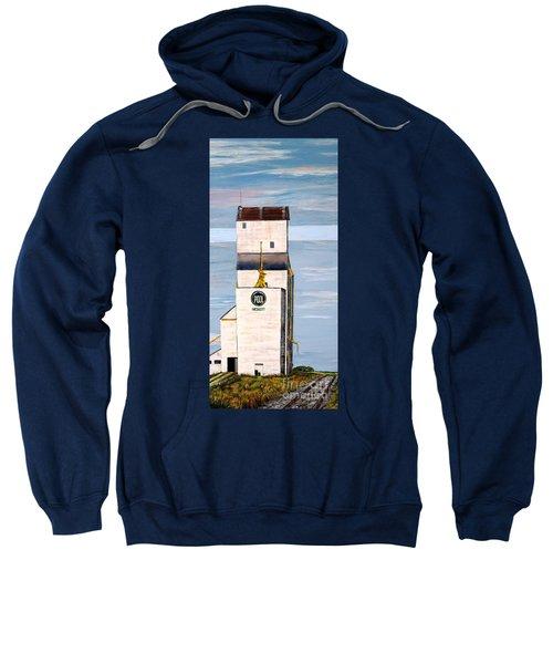 Prairie Icon - Manitoba Pool Elevator Sweatshirt