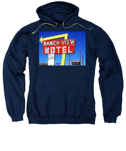Ranch View Motel Sweatshirt