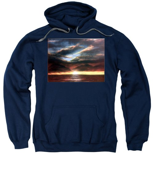 Red At Night Sweatshirt