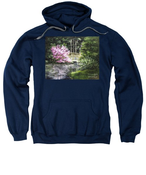 Reflections Of Spring Sweatshirt