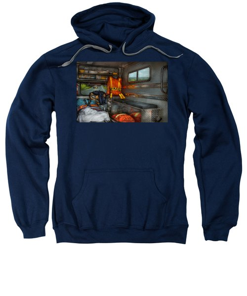 Rescue - Emergency Squad  Sweatshirt