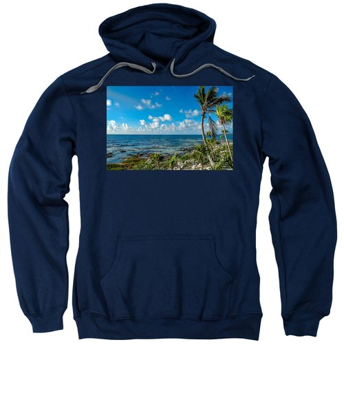 Cave Diving Country Sweatshirt