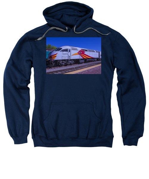 Road Runner Express Train Sweatshirt