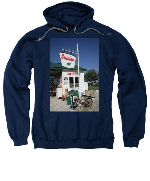 Route 66 - Sinclair Station Sweatshirt