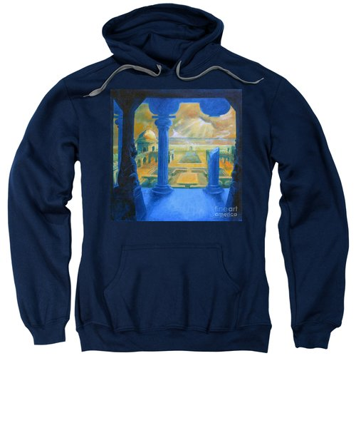 Ruins Of Lankapura Sweatshirt
