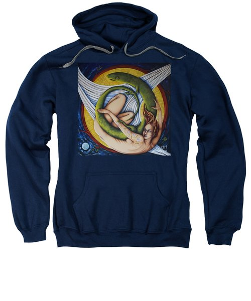 Salamander Session Sweatshirt