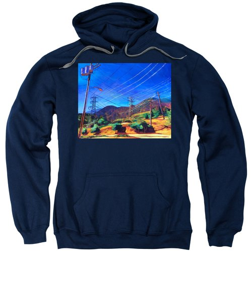 San Gabriel Power Sweatshirt