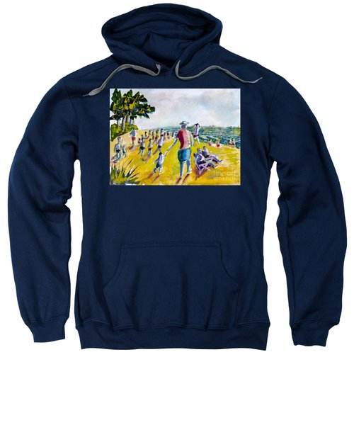 School's Out On The Beach Sweatshirt