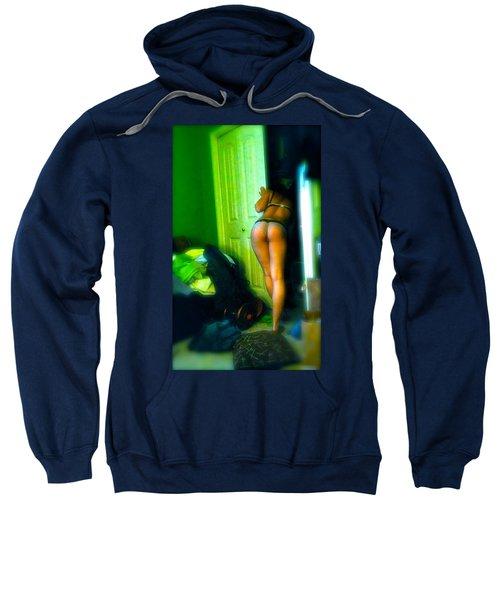 Searching  Sweatshirt