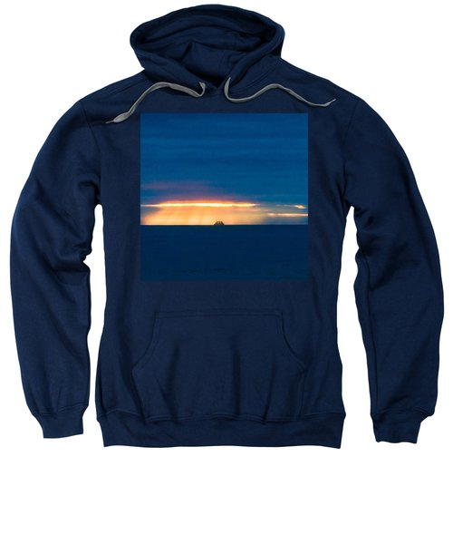 Ship On The Horizon Sweatshirt