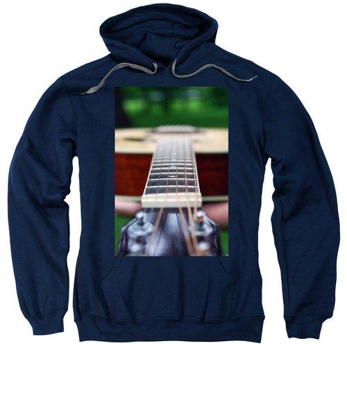 Six String Music Sweatshirt