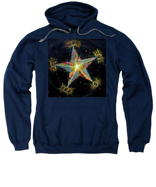 Sixth Day Of Creation Sweatshirt