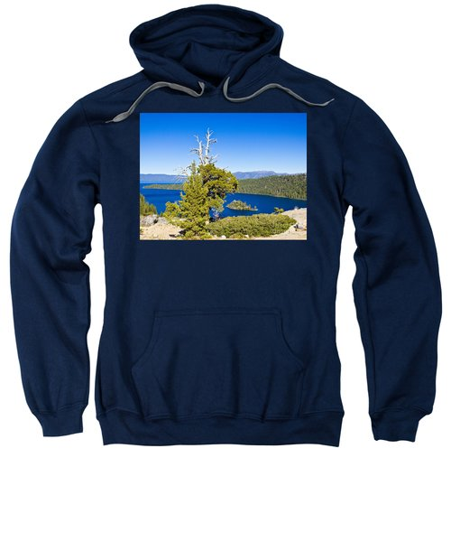 Sky Blue Water - Emerald Bay - Lake Tahoe Sweatshirt
