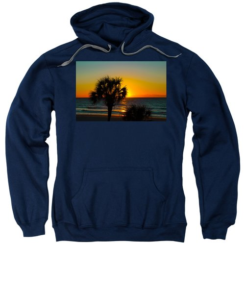 Sky On Fire Sweatshirt