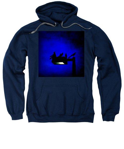 Sleepless At Midnight Sweatshirt