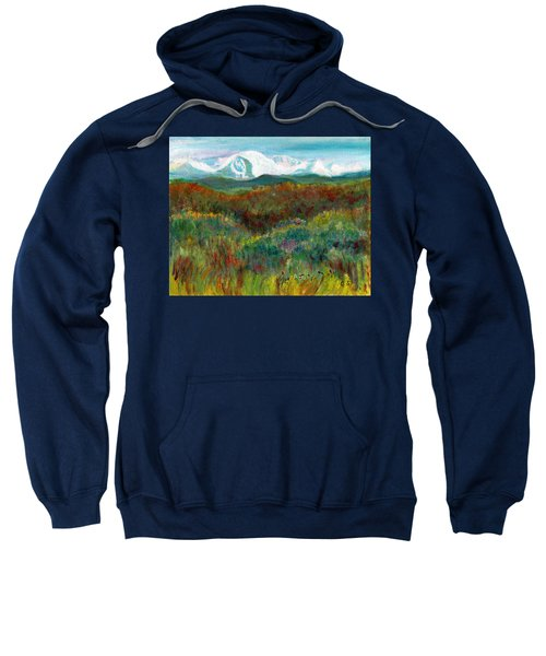Spanish Peaks Evening Sweatshirt