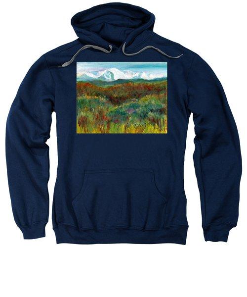 Spanish Peaks Evening Sweatshirt