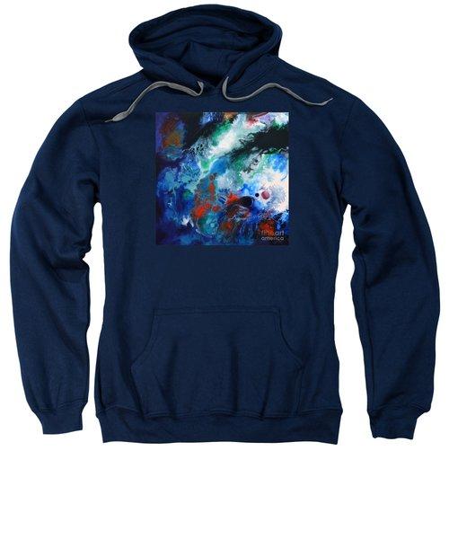 Spark Of Life Canvas One Sweatshirt