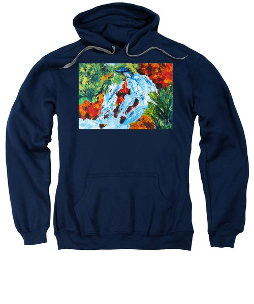Spring Run-off 2 Sweatshirt