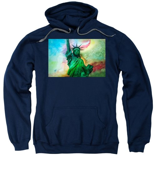 Stand Up For Your Dreams Sweatshirt