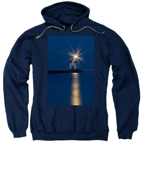 Star Bright Sweatshirt by Bill Pevlor