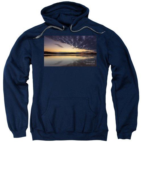 Sunrise On The Lake Sweatshirt