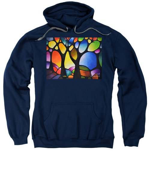 Sunset Trees Sweatshirt