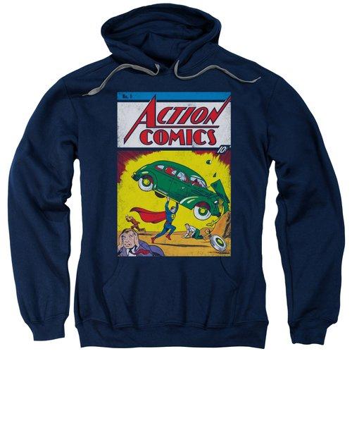 Superman - Action No. 1 Sweatshirt