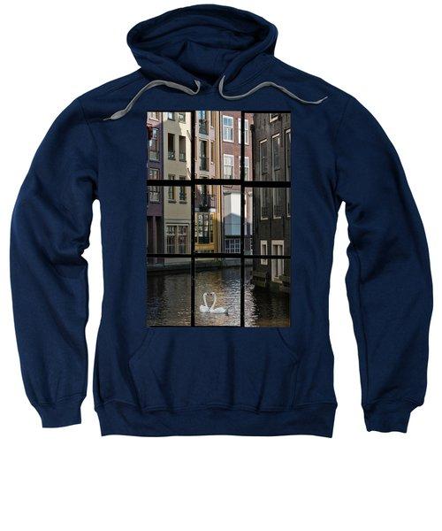 Swans Love Amsterdam Sweatshirt