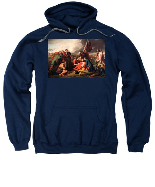 The Death Of General Wolfe Sweatshirt