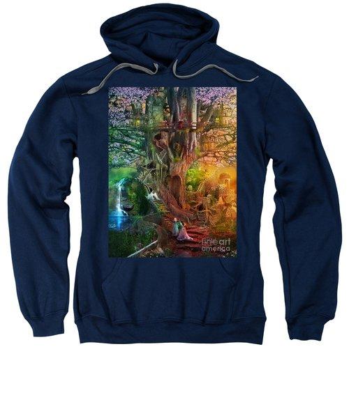 The Dreaming Tree Sweatshirt by Aimee Stewart