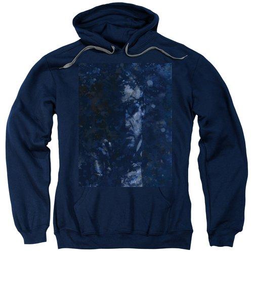 The Godfather Blue Splats Sweatshirt