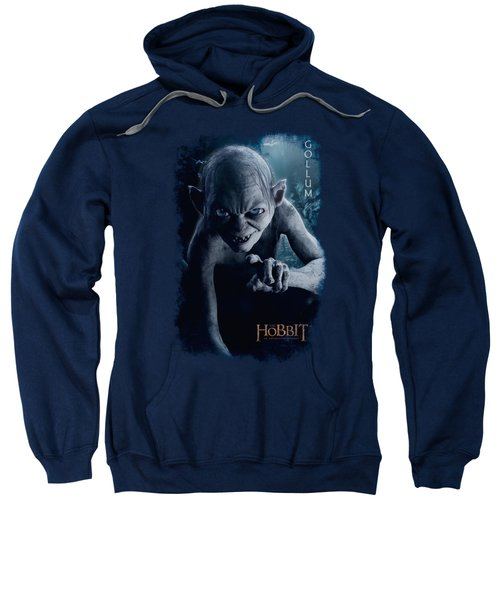 The Hobbit - Gollum Poster Sweatshirt