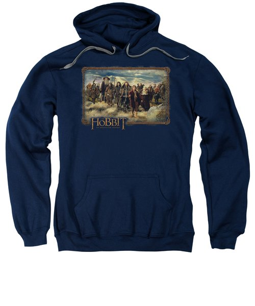 The Hobbit - Hobbit And Company Sweatshirt