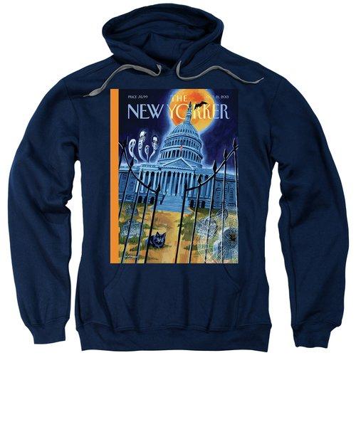 The House Republicans Haunt The Captiol Building Sweatshirt