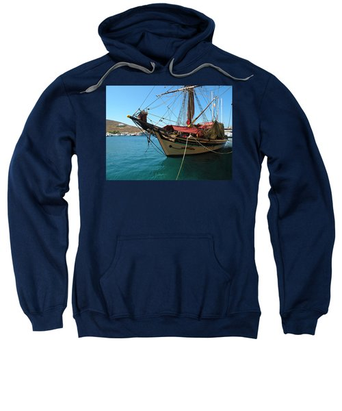 The Pirate Ship  Sweatshirt