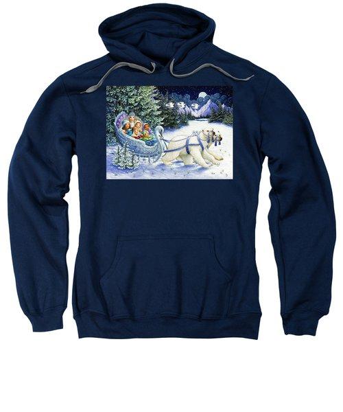The Snow Queen Sweatshirt