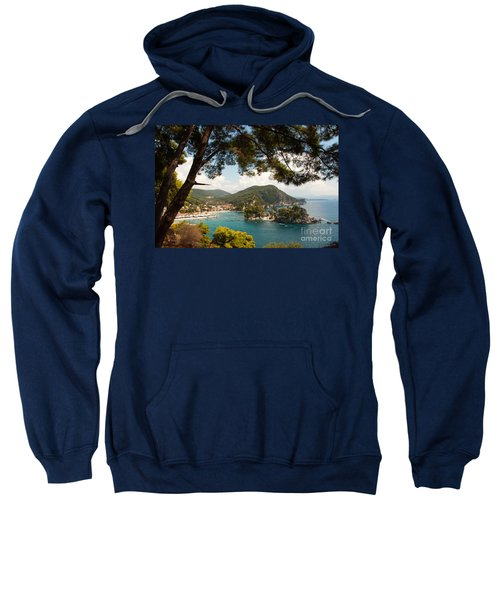 The Town Of Parga - 2 Sweatshirt