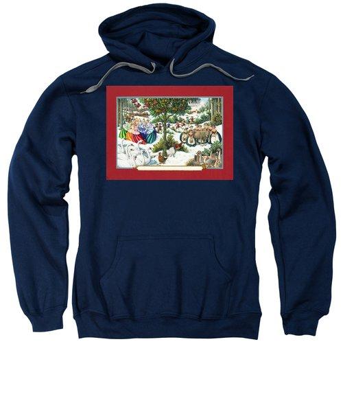 The Twelve Days Of Christmas Sweatshirt