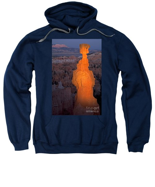 Thors Hammer Sunset Point Bryce Canyon National Park Sweatshirt