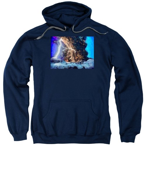 Thunder Struck Sweatshirt