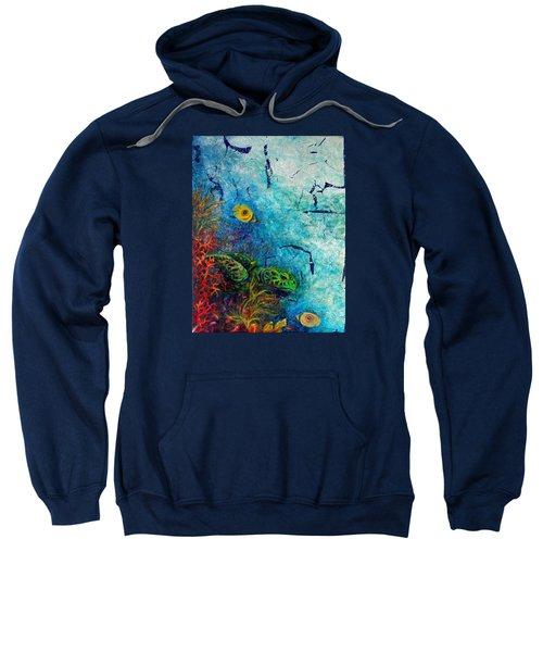 Turtle Wall 1 Sweatshirt