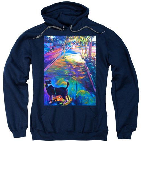 Scout At Twilight Sweatshirt